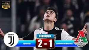 Juventus vs Lokomotiv Moscow  2  -  1 | UCL All Goals & Highlights | 22-10-2019